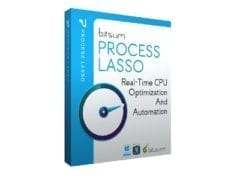 Bitsum Process Lasso CPU optimalisatie