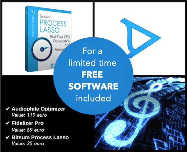 Free optimization software included