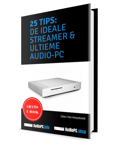 Gratis e-book: 25 tips voor de ideale streamer & ultieme audio-PC